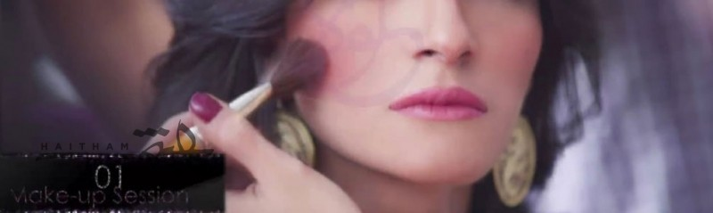 Kholoud makeup artist Promo